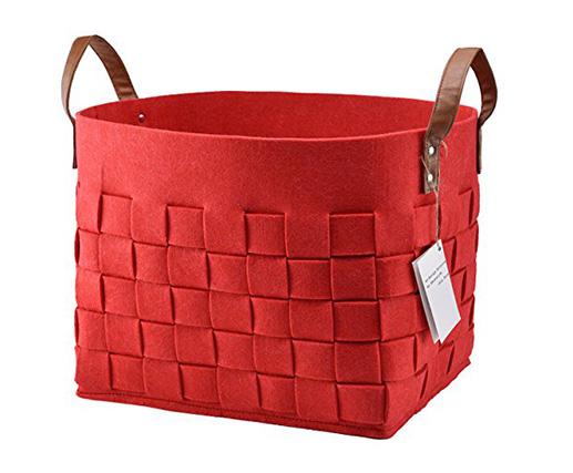 Felt Storage Basket Custom